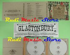 CD MUSIC GLASTONBURY THE FILM compilation 2006 COLDPLAY RADIOHEAD PRODIGY (C20)