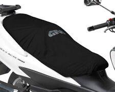 Funda de Asiento Extraíbles Impermeable Negro Scooter Ciclomotor Moto Quad