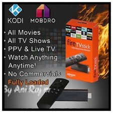 🔥🔥Amazon Fire Tv Stick 2nd Gen Alexa Voice Remote with KODI 17.6 (ON SALE)🔥🔥