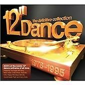 """Various Artists - 12"""" Dance (The Definitive Collection/1978-1995, 2009)"""