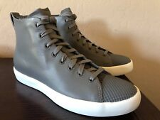 Converse Chuck Taylor ALL STAR MODERN HI SHOES size 9 $140 CHARCOAL GREY