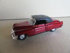 776J Jouet à Friction 8802 Cadillac Série 62 Convertible USA