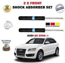 Pour Audi Q5 TFSI FSI Tdi + 4x4 2008- > 2 X avant Gauche + Amortisseur Droit Set