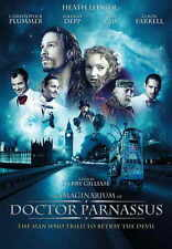 THE IMAGINARIUM OF DOCTOR PARNASSUS Movie POSTER 27x40 I Johnny Depp Heath
