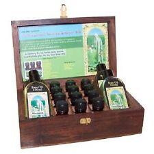 Professional Aromatherapy Kit - Box Pure Esential Oils 10ml 100ml