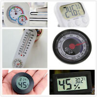 Indoor Outdoor MIni LCD Thermometer Hygrometer Temperature Humidity Meter TW