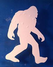 Big Foot  Sasquatch 4x4 truck Vinyl Window Decal Sticker  LOT OF 2 decals