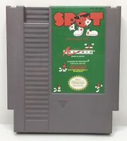 Nintendo NES Spot: The Video Game! Game Cartridge *Authentic/Cleaned/Tested*