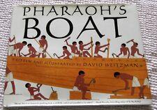 Pharaoh's Boat by David Weitzman (2009, Hardcover)