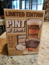 *New Never Been Opened*Wembley Pint of Games. Limited Edition.