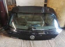 VW SCIROCCO MK3 BOOTLID TAILGATE 2009-2014 BLACK