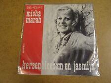 """SINGLE 45 7"""" / MICHA MARAH - KERSENBLOESEM EN JASMIJN"""