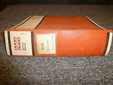 Case Uniloader 1830 Skid Steer Shop Service Repair Manual 973486