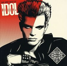 Billy Idol - Idolize Yourself: Very Best of [New CD] Bonus DVD