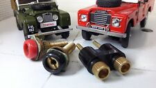 Land Rover Series 1 2 2a Dash Inspection Lamp Sockets & Plug 273937 & 273936