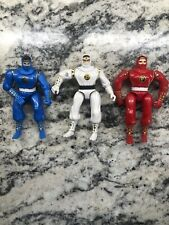 Might Morphing Power Rangers Ninja Ranger 1995 Bandai Lot