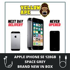 Apple iPhone SE 1st Gen 128GB Space Grey Unlocked BRAND NEW IN BOX UK Seller
