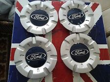 Genuine Ford Focus MK2 C-Max MK1 Alloy Wheel Centre Caps x 4