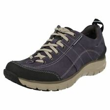 Clarks 100% Leather Trainers for Women
