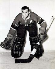 Bill Durnan Montreal Canadiens 8x10 Photo
