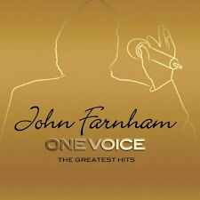 JOHN FARNHAM One Voice The Greatest Hits 2CD BRAND NEW Best Of