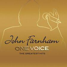 JOHN FARNHAM One Voice The Greatest Hits 2CD BRAND NEW Best Of