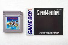 Super Mario Land Nintendo  Game boy Game   C2