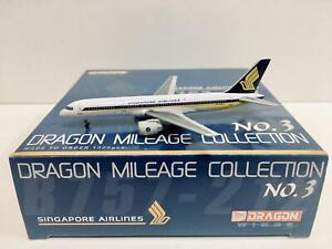 DRAGON WINGS 1-400 Singapore Airlines BOEING 757-212 9V-SGM 55398