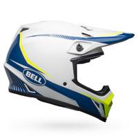 NEW 2019 Bell MX9 Mips Torch Husqvarna Replica Helmet Adult Large MX Motocross
