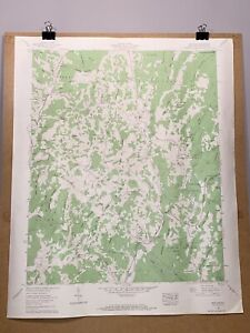 Newland Blue Ridge Mountains North Carolina Tennessee Valley Authority TVA Map
