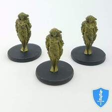 Dryad x3 - Monster Menagerie #11 D&D Miniature