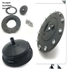 Universal 5.9'' Good Sealed Durable Car Fuel Cell Gas Tank Filler Plate Set