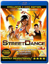 Street Dance 3D (Blu-ray, 2010)