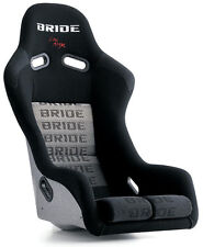 Cusco BRD-F42HCF Bride/Cusco Seat for VIOS III+C, FRP-Silver, Black Suede