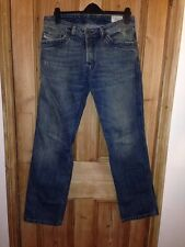 """Diesel Washed Blue Slouchy INCUT Style Jeans Size W32"""" L32"""" *C1"""