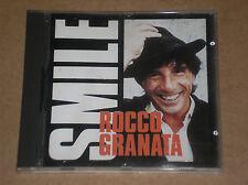ROCCO GRANATA - SMILE - CD COME NUOVO (MINT)