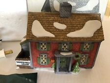 Department 56 Heritage Village New England Shingle Creek Lighted House #5946-3