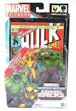 Wolverine versus Hulk #181 Marvel's Greatest Battles Comic Packs! Hasbro reprint