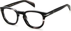 Men DAVID BECKHAM Db 7050 02W8 47 Eyeglasses