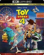 New ListingToy Story 4 (4K Ultra Hd Blu-ray, 2019, 3-Disc Set)