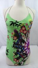 Ed Hardy Woman's Bathing Suit Vintage Tattoo Wear - Size Large - NWT
