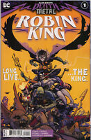 DARK NIGHTS: DEATH METAL ~ ROBIN KING #1 Comic Book ~ DC Comics