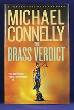 THE BRASS VERDICT, BY MICHAEL CONNELY, NY TIMES BESTSELLING  AUTHOR, 1ST EDITION