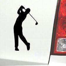 Balle Autocollant Golfeur Golf Sport
