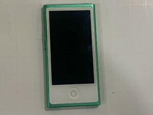 Apple iPod nano 7th Generation Green (16 GB) Parts Repair AS IS