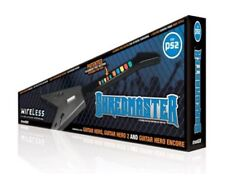 dreamGEAR ShreadMaster V Series Wireless Guitar For PS2 Rechargable 2.4ghz NIP