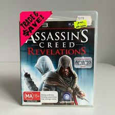 Assassin's Creed: Revelations (PS3 Game) PlayStation 3 Assassins