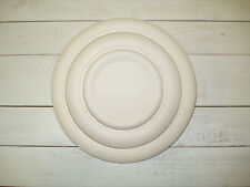 Plain Plaster Ceiling Rose small  CP2