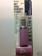 Maybelline Wet Shine Diamonds Lipstick ( PINK CARATS ) NEW.