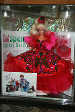 "Carol Spencer Barbie Bazaar ""Holiday Barbie"" Mattel *Prototype* One Of Kind Rare"